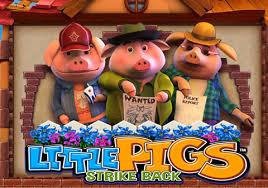 รีวิวสล็อตออนไลน์ LITTLE PIGS