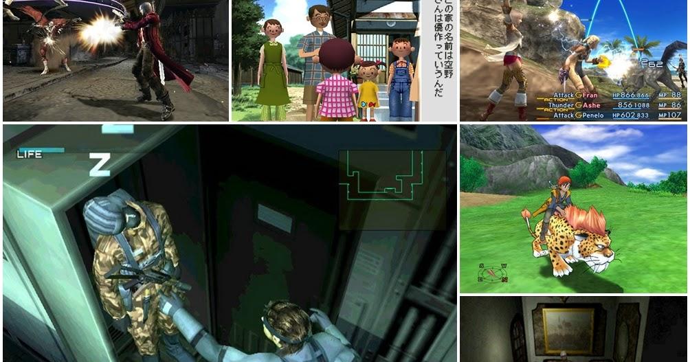 เกมรูปแบบแบ่งหน้าจอของ PS3 ที่น่าลอง