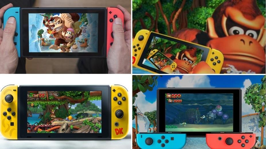 เกมสุดสนุกใน Nintendo Switch