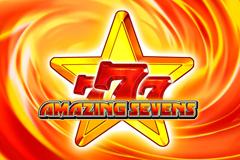 สล็อตออนไลน์ ACTION HEROES กับ AMAZING 7'S