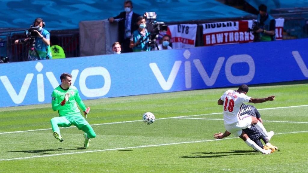 อังกฤษชนะโครเอเชีย
