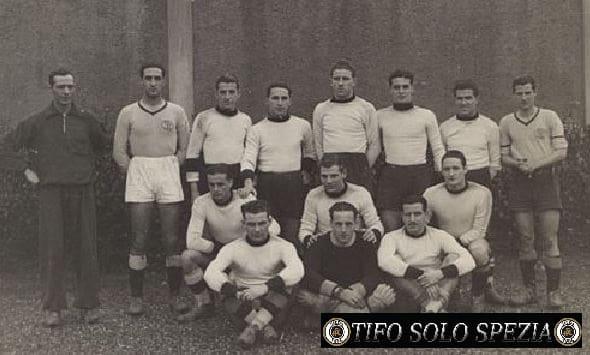 Spezia 1936