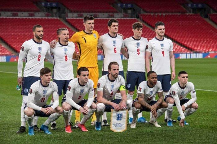 26ผู้เล่นทีมชาติอังกฤษ