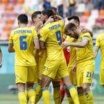 ยูเครนชนะมาซิโดเนียเหนือ 2-1