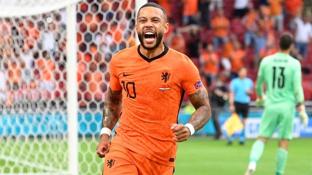 ฮอลแลนด์ชนะออสเตรีย