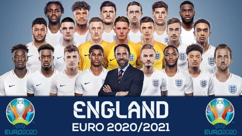 26ผู้เล่นทีมชาติอังกฤษ ที่จะใช้ทำศึกฟุตบอลชิงแชมป์แห่งชาติยุโรป ยูโร 2020
