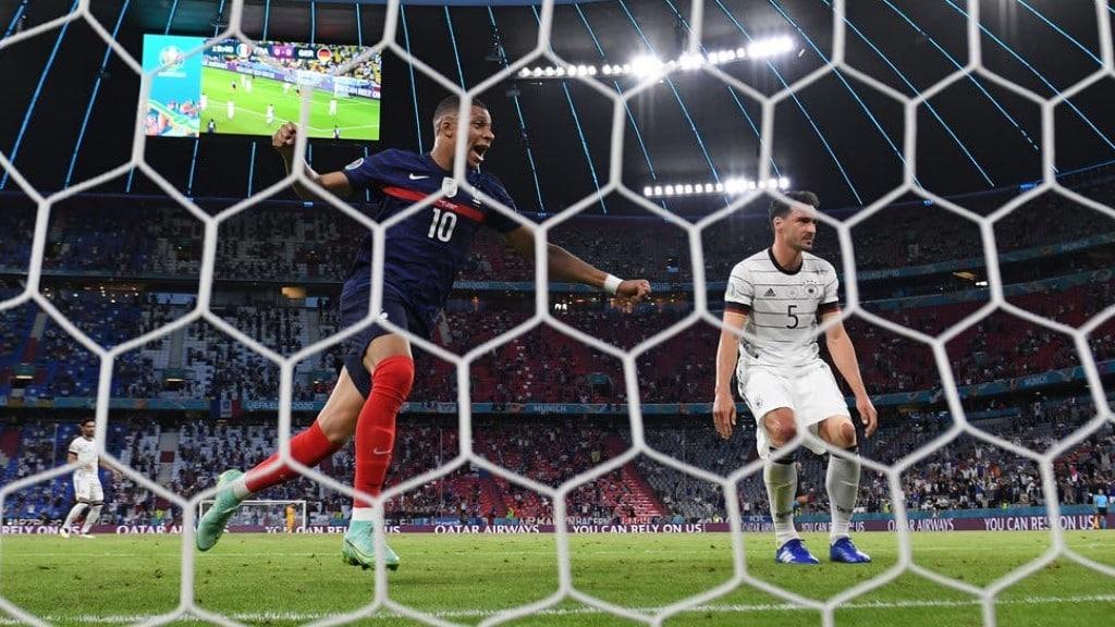 ฝรั่งเศสชนะเยอรมัน