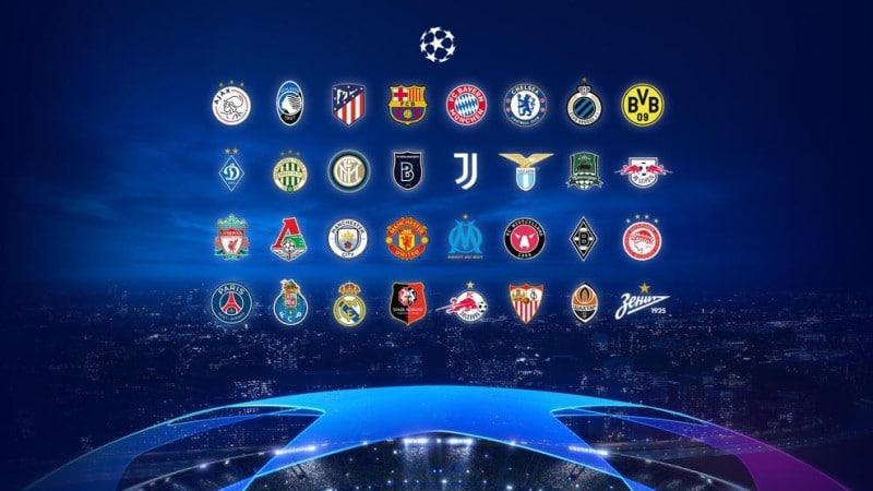 ทีมยอดเยี่ยมยูฟ่าแชมเปี้ยนส์ ลีก ประจำฤดูกาล 2020/2021