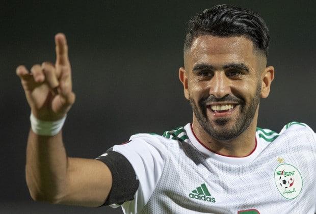 Algerian Nation Team