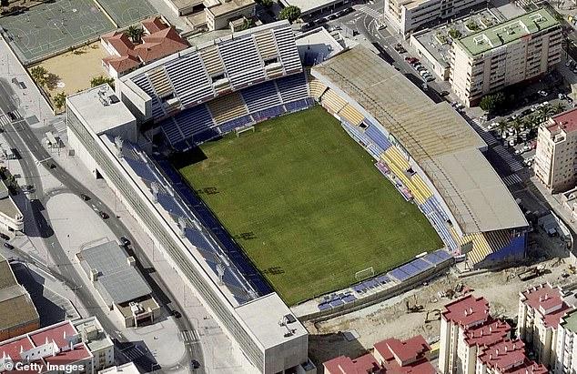 Estadio Ramón de Carranza)
