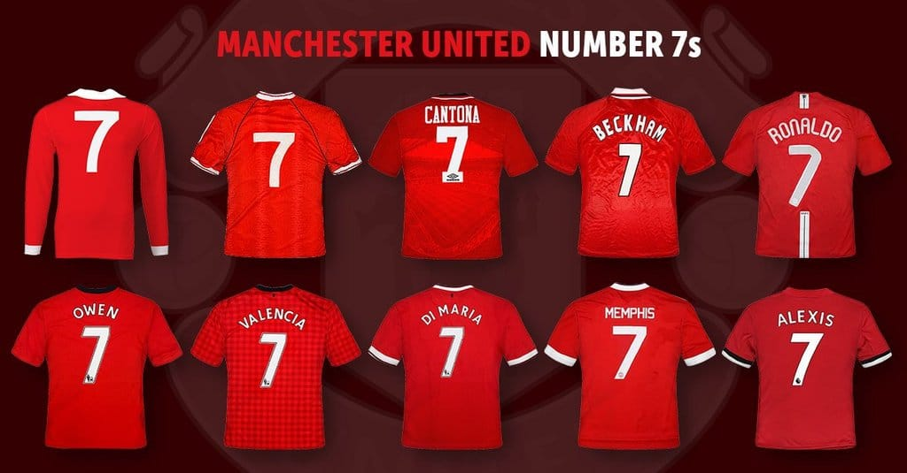 Player number 7