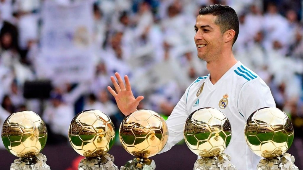ball on d'or