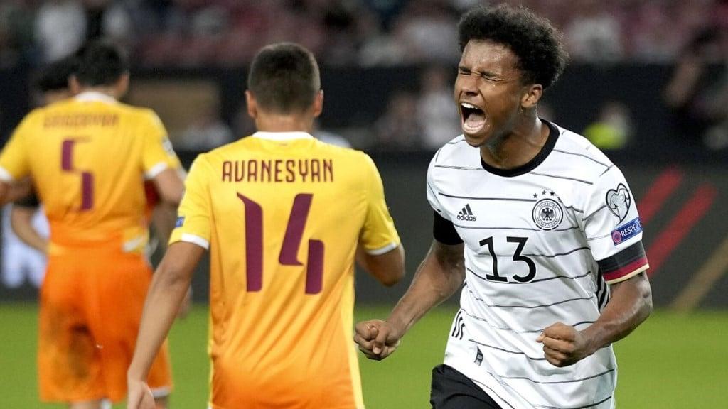 เยอรมันชนะอาร์เมเนีย