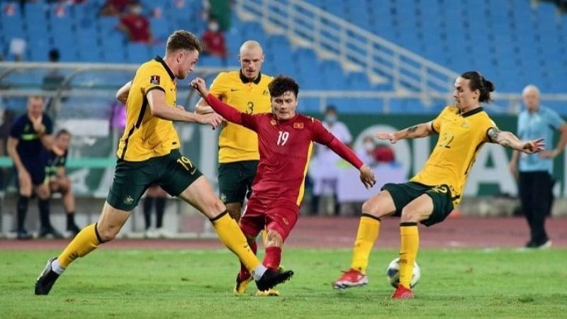 เวียดนามแพ้ออสเตรเลีย 0-1 ในเกมคัดบอลโลก โซนเอเชีย รอบ 3
