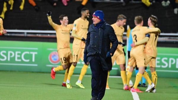 กลิมท์ชนะโรม่า ถล่มทลาย 6-1 ในฟุตบอลยูโรป้า คอนเฟอเรนซ์ลีก