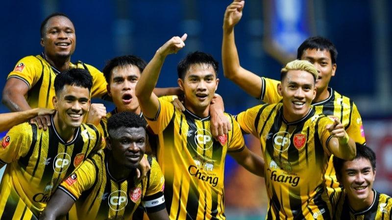 บีจีปทุมแพ้โปลิศ เทโร 0-3 การแข่งขันฟุตบอลไทยลีก 2021-22