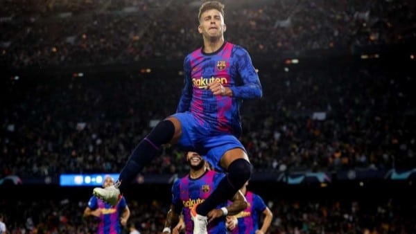 บาร์ซ่าชนะเคียฟ 1-0 ในฟุตบอล ยูฟ่า แชมเปี้ยนส์ ลีก กลุ่ม อี